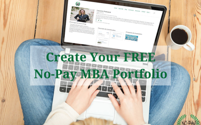 Why you need an educational portfolio