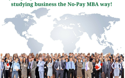 The missing ingredient from my No-Pay MBA? You.