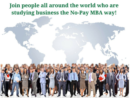 No-Pay MBA - Launch Featured Image
