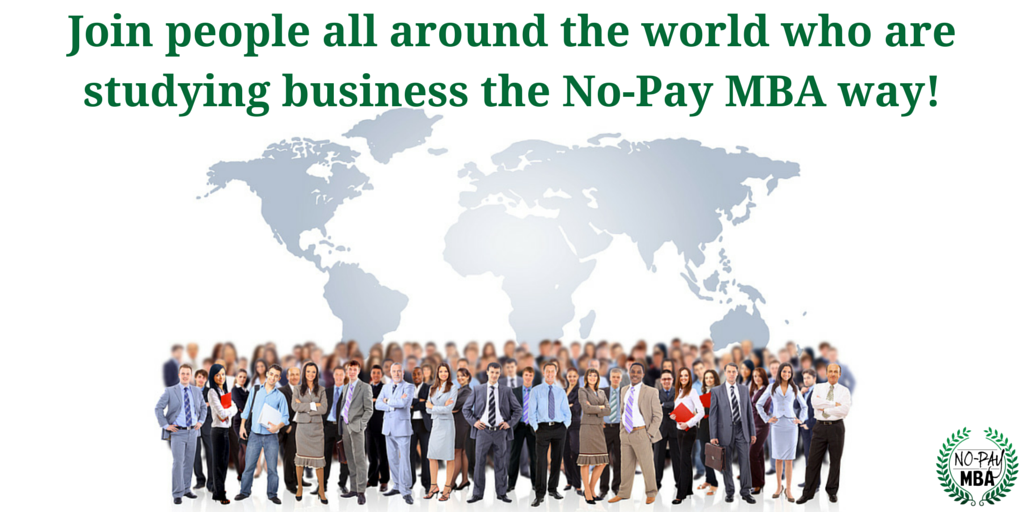No Pay MBA - Launch Image