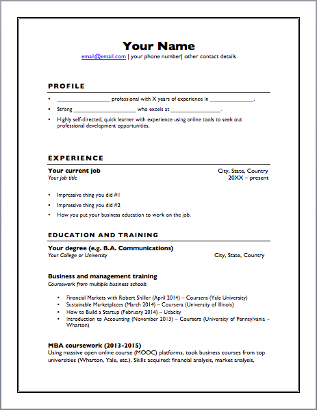pay for my top resume