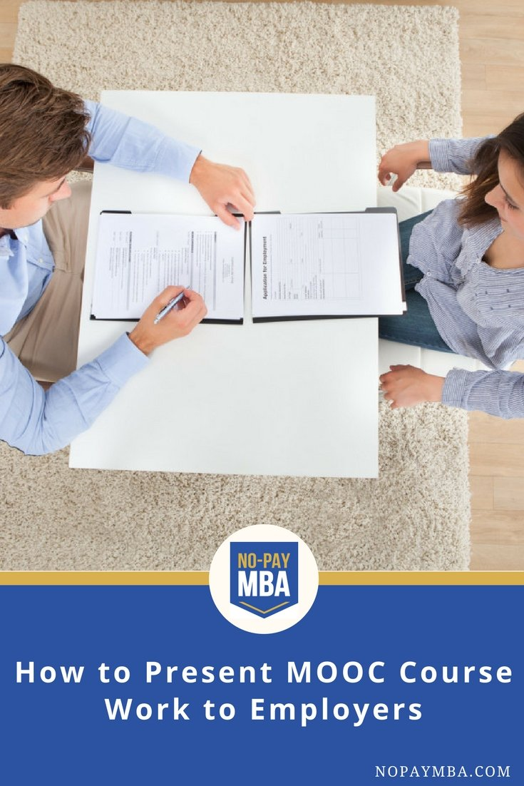 mba course work