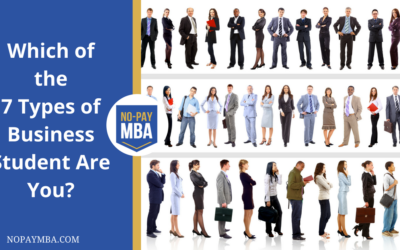 Which of the 7 Types of Business Student Are You?