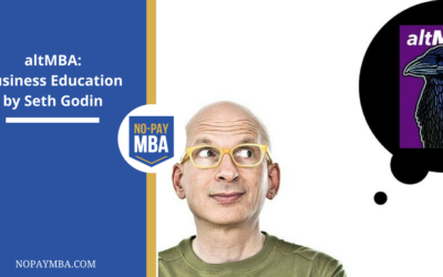 altMBA: Business education by Seth Godin