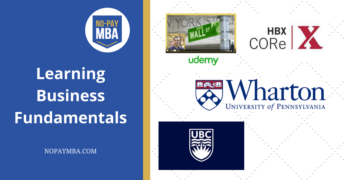 MOOC MBA Design Archives - No-Pay MBA